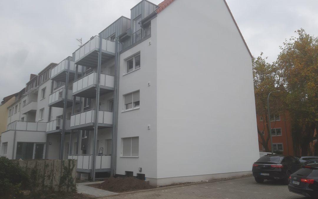 Komplettumbau Mehrfamilienhaus